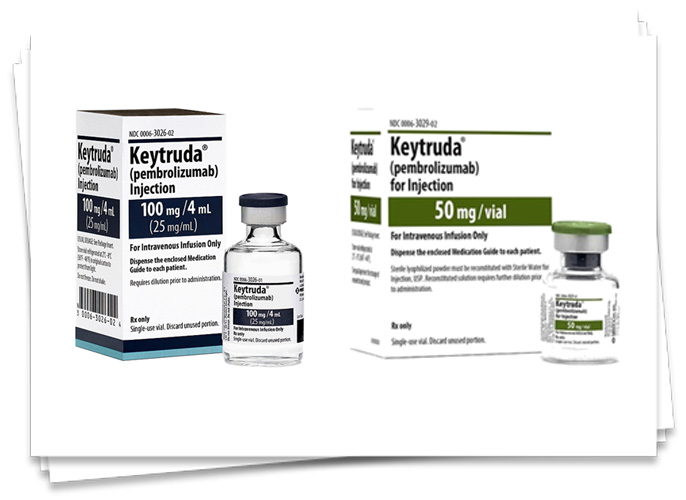 Keytruda 50 Mg 100 Mg Keytruda Injection Online Price