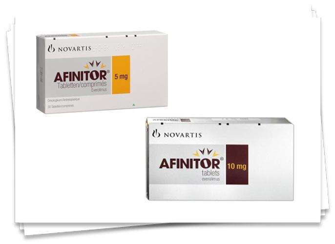 Afinitor Afinitor 10 Mg Hardik Medical Store